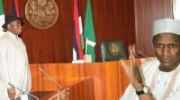 Acting President Goodluck Jonathan