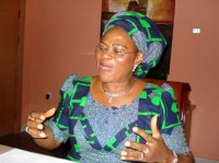 Minister of Information and Communications, Prof. Dora Akunyili