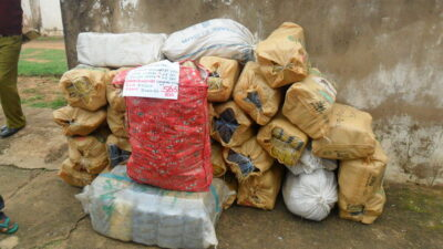 Indian Hemp Seized by NDLEA IN Kano