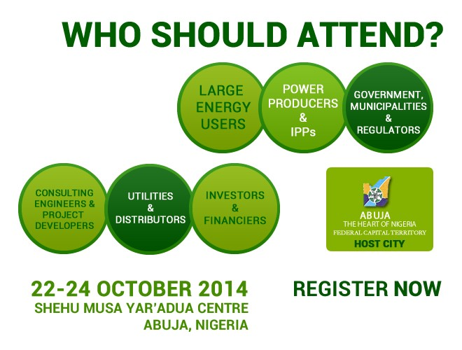 Nigeria Alternative Energy Expo, Abuja 2014