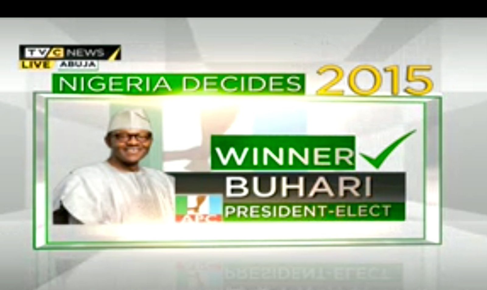 Nigeria 2015 Election Results – Muhammadu Buhari wins presidency