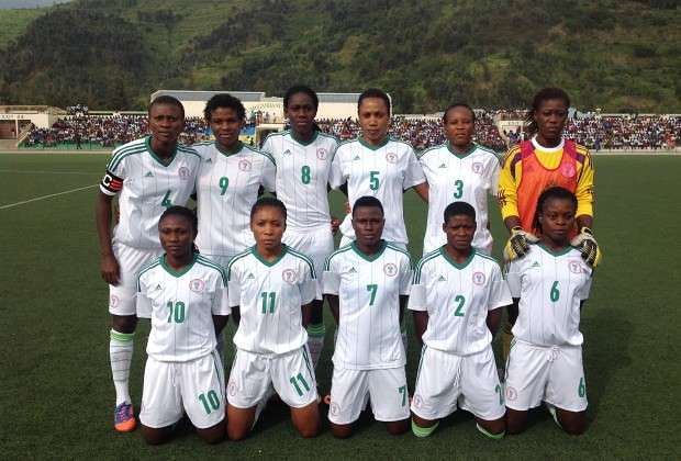 2015 AAG Qualifiers: Nigeria Super Falcons routs Mali 8-0