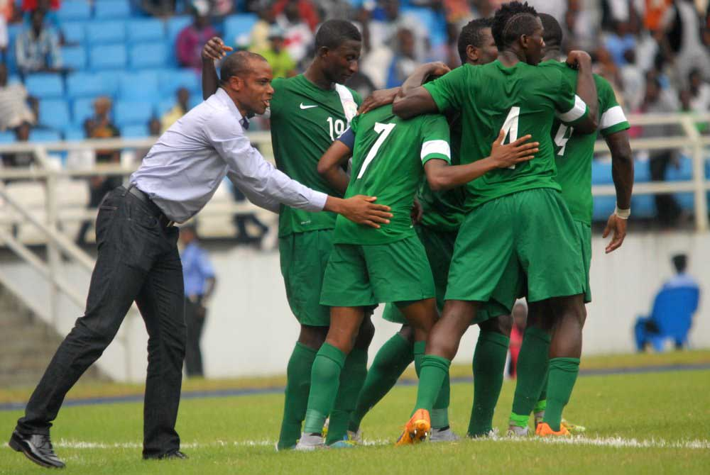 Super Eagles sweats to 2-0 victory over Niger in Port Harcourt